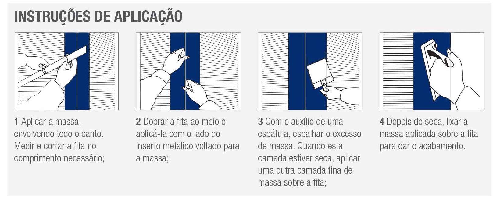 walcorner instruções